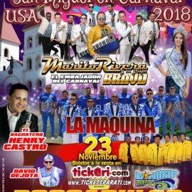 Image for San Miguel en Carnaval USA 2018