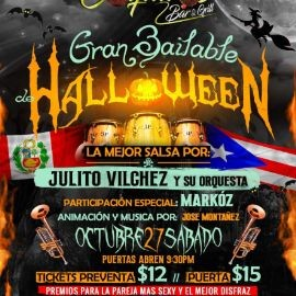 Image for Gran Bailable de Halloween