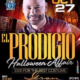 Image for El Prodigio Halloween En Brooklyn,NY
