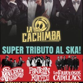 Image for EL SUPER TRIBUTO AL SKA EN CATHEDRAL CITY