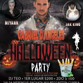 Image for ENIGMA HALLOWEEN PARTY
