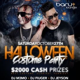 Image for $2000 CASH PRIZES HALLOWEEN COSTUME PARTY