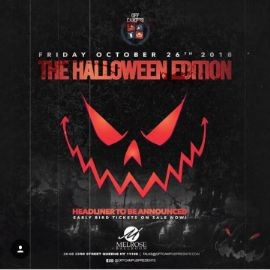 Image for The Halloween Edition At Melrose Ballroom