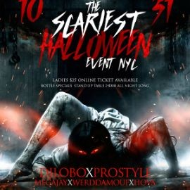 Image for The Scariest Halloween Party DJ Prostyle Live At Republica NYC