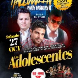 Image for Halloween Party con LOS ADOLESCENTES