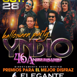 Image for Halloween Party Yndio 46 Aniversario En Camden,NJ