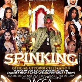 Image for Allure Fridays DJ Spinking Official Uptown Birthday Bash at Vacca Lounge