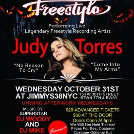 Image for Judy Torres Freestyle Performance AfterWork at Jimmy's NYC