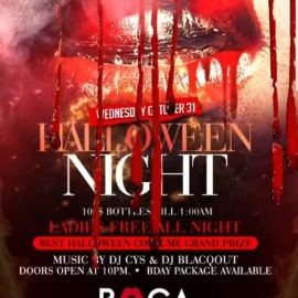 Image for Halloween Night Party At Boca Nightclub