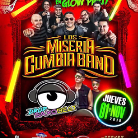Image for LOS MISERIA CUMBIA BAND EN PAWTUCKET, RI