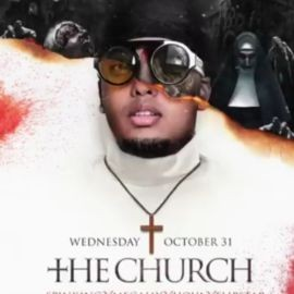 Image for The Church Halloween Party At Playroom NYC