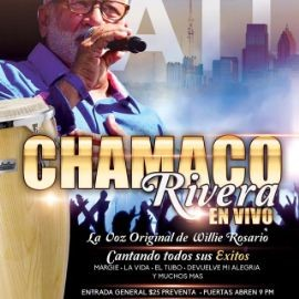 Image for CHAMACO RIVERA EN ATLANTA