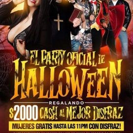 Image for HALLOWEEN PARTY- MUCHO CASH$