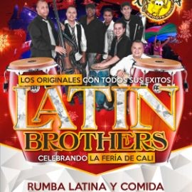 Image for Los Originales Latin Brothers en WPB,FL