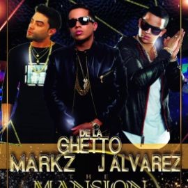 Image for J ALVAREZ, DE LA GHETTO Y MARKZ EN ATLANTA