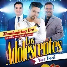 Image for LOS ADOLESCENTES ORQUESTA EN NY INVITA DJ HIT
