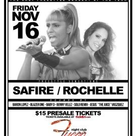 Image for Freestyle Concert Series Featuring Safire