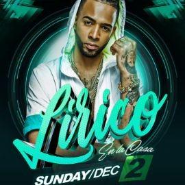 Image for LIRICO EN LA CASA EN VIVO! AT SOUNDCHECK DC