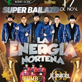 Image for La Energia Norteña & Rumbo Norte en Miami,FL