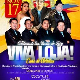 Image for VIVA LOJA! Cuna de Artistas - Grupo Madrigal - Mario Santiago