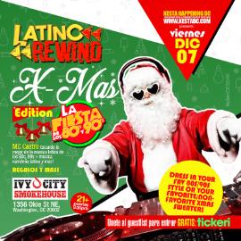 Image for Latino Rewind #2: La Gran Fiesta de los 80s y 90s X-MAS EDITION