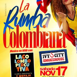 Image for La Rumba Colombiana en Washington DC