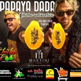 Image for PAPAYA DADA te trae las Fiestas de Quito a Chicago.