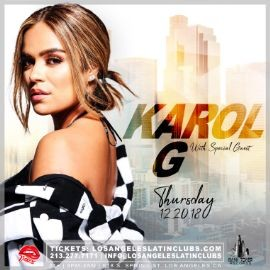 Image for Vesos Presents: Karol G (In Concert)