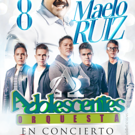 Image for MAELO RUIZ Y ORQUESTA ADOLESCENTES EN MIAMI