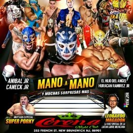 Image for 3 ANIVERSARIO DE MASS ENTERTAIMENT LUCHA LIBRE