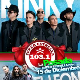 Image for Kinky y El Leon en Anaheim