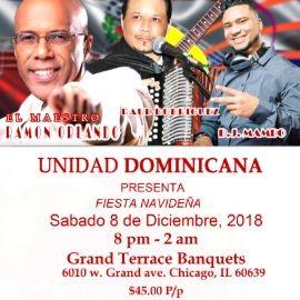 Image for Fiesta Navideña 2018 - Ramon Orlando en Concierto