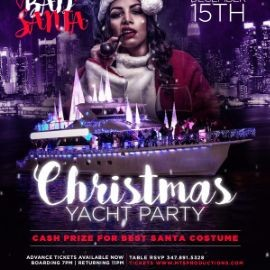 Image for Christmas Yacht Party At Cabana Yacht