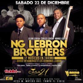 Image for NG Lebron Brothers en Tampa,FL