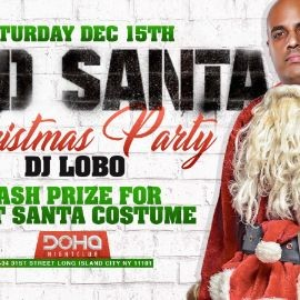 Image for Bad Santa Christmas Party