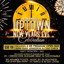 Image for New Years Eve Uptown