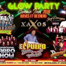 Image for Glow Party Cumbia Tour en Anaheim