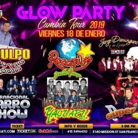 Image for Glow Party Cumbia Tour en San Francisco