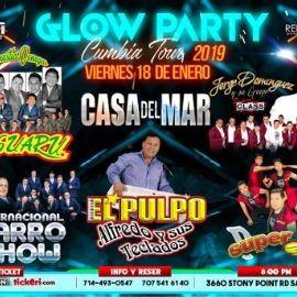 Image for Glow Party Cumbia Tour en Santa Rosa