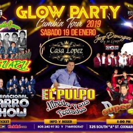 Image for Glow Party Cumbia Tour en Oxnard