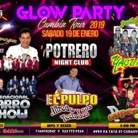 Image for Glow Party Cumbia Tour en Los Angeles