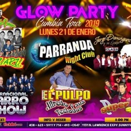 Image for Glow Party Cumbia Tour en Sunnyvale