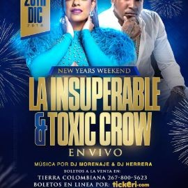 Image for La insuperable & Toxic crow