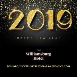 Image for The Williamsburg Hotel New Years Eve 2019
