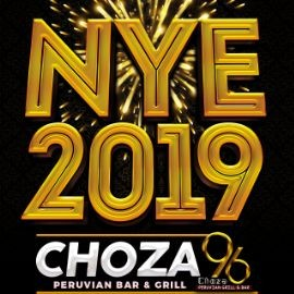 Image for La Choza 96 New Years Eve Latin Party