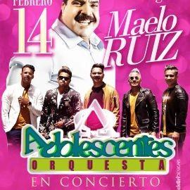 Image for Maelo Ruiz y Adolescentes Orquesta en San Diego,CA