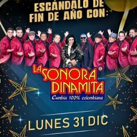 Image for La Sonora Dinamita New Years Eve