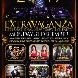 Image for New Year International Extravaganza 2019