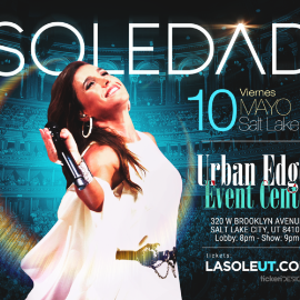 Image for Soledad en Salt Lake City