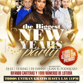Image for The biggest New Years Party in MD